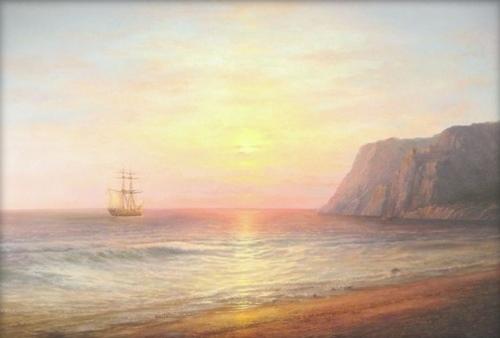 у крымского берега