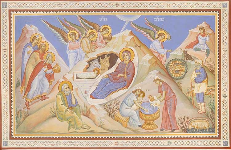 Рождение Иисуса Христа. Начало новой эры