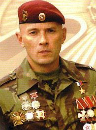 Сергей Юшков - полковник