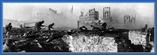 Война, Сталинградская битва