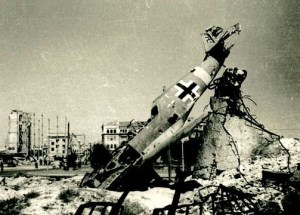 Война - немецкий самолет