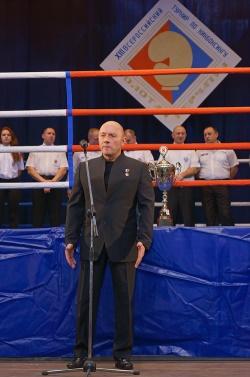 полковник Сергей Юшков