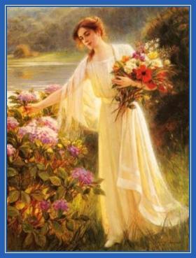 Душа, красота, цветы