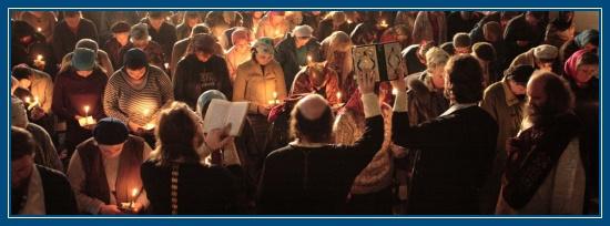 Соборование. Елеосвящение