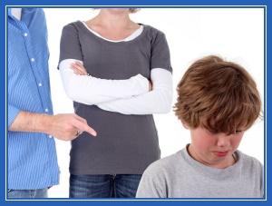 воспитание детей, наказание