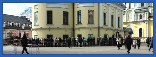 Покровский монастырь 19 апреля