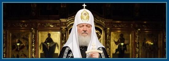 Проповедь Патриарха Кирилла. Страстная седмица