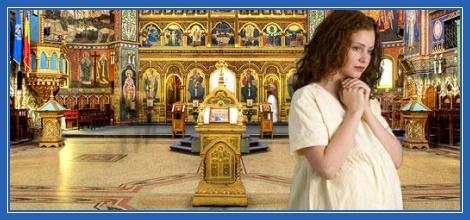 Беременность, роды, храм, молитвы перед родами