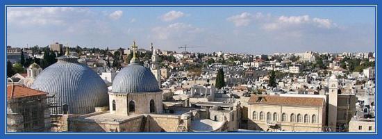 Святая земля, Иерусалим