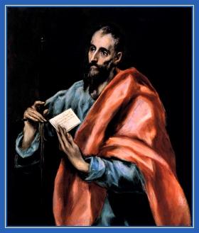 Апостол Павел - картина