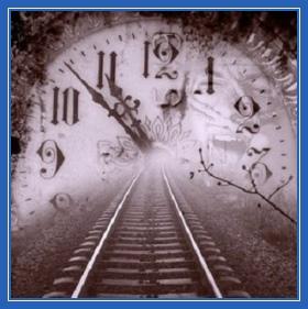 Часы, бегут, убегает время