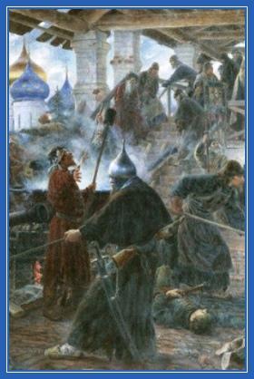 Лавра, монахи, война