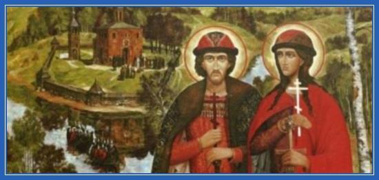 Борис и Глеб, князья