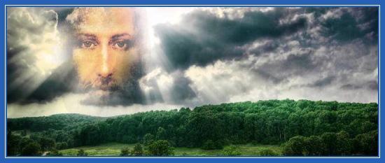 Господь в небе