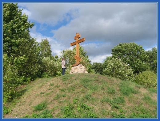 Поклонный крест, Выботы