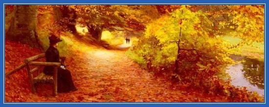 Осень, осенняя душа,
