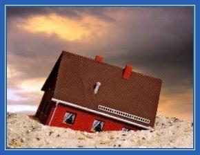 Дом на песке, погружение