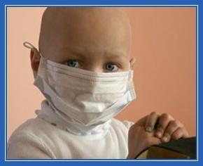 Страдание детей, болезнь