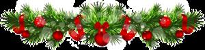 Гирлянда Рождественская