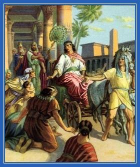 Иосиф, наместник фараона