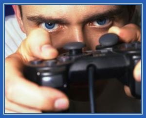 Копмьютерные игры, игромания, одержимость