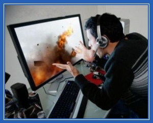 Копмьютерные игры, игромания, раздражение
