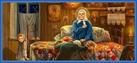 Святая блаженная Матрона, Чудеса, помощь, помогает