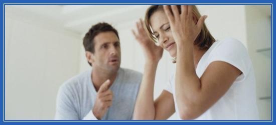 Споры в семье, ссоры