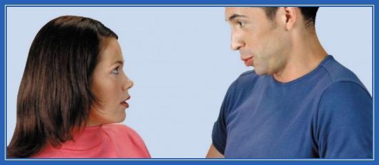 Супруги, отношения, ссора, муж и жена