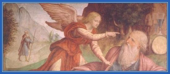 Воля Божия, человек, Ангел