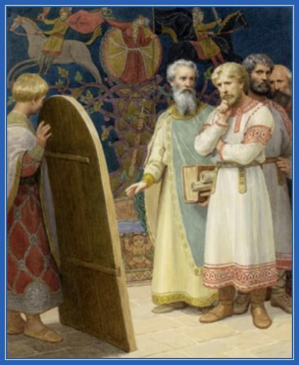 Выбор веры. Князь Владимир