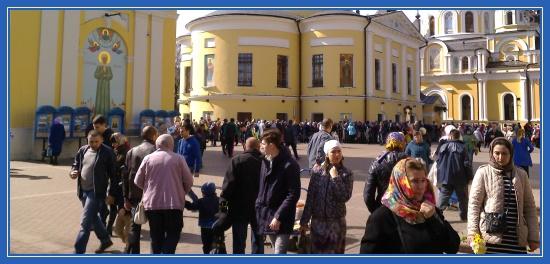 Покровский монастырь, святая Матрона