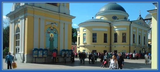 Покровский монастырь, 15 мая 2016
