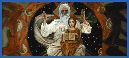 Святая Троица, Отец, Иисус Христос, Святой Дух - Голубь