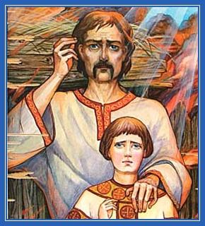 Мученик Феодор и Иоанн