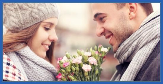 Мужчина и Женщина, муж и жена, жених и невеста