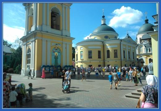 Покровский монастырь, Москва