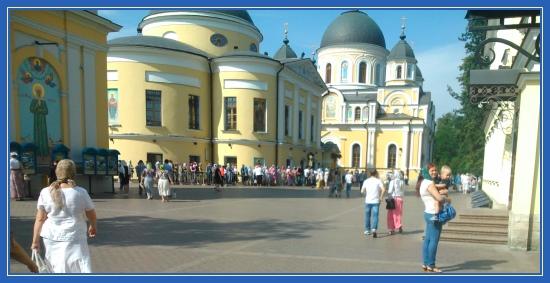Покровский монастырь, июль 2016