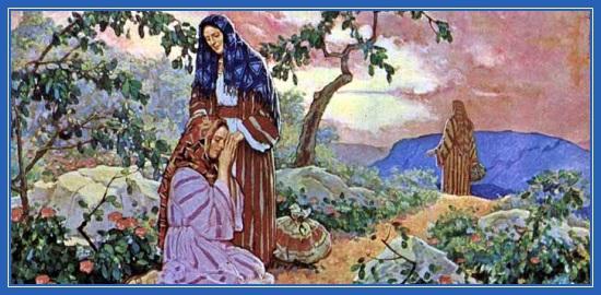 Руфь, история, Ветхий Завет