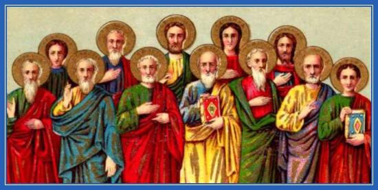 Собор Двенадцати 12 апостолов