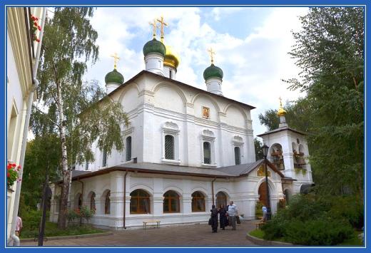 Сретенский собор, Сретенский монастырь