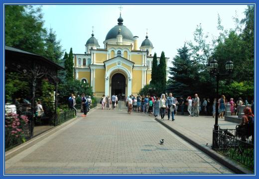 Воскресенский собор, с западной стороны