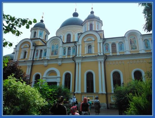 Воскресенский собор, северная сторона