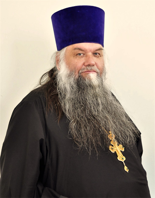 Протоиерей Петр Мангилев