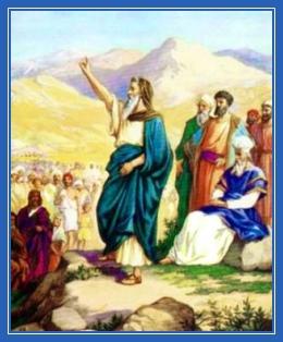 Пророк, Ветхий Завет