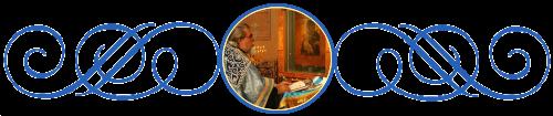 Заглавие третье, молитва священника
