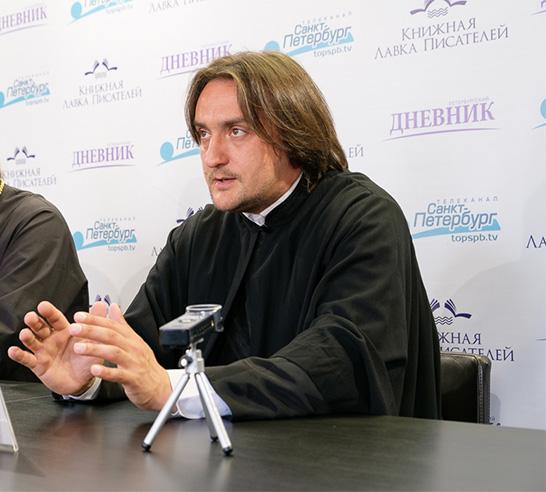 Диакон Андрей Гребенюк