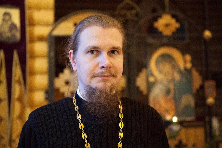 Священник Алексий Володин
