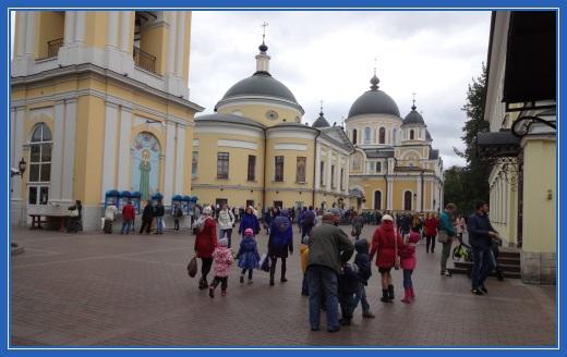 Монастырь Покровский