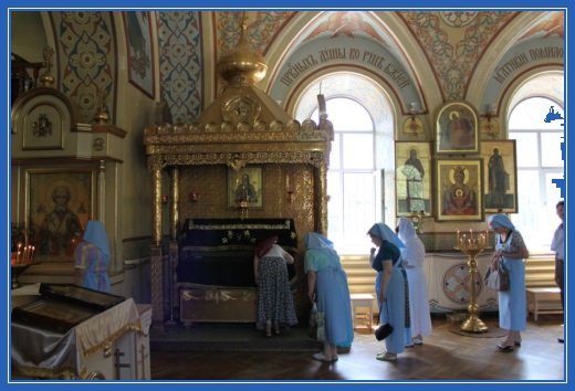 Мощи, храм, святой Павел Таганрогский